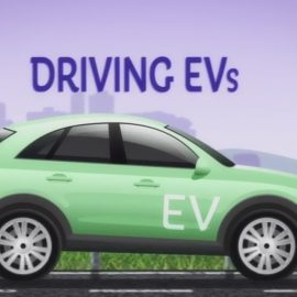 "EPA ""EV's Explained"" Motion Graphics Animation"